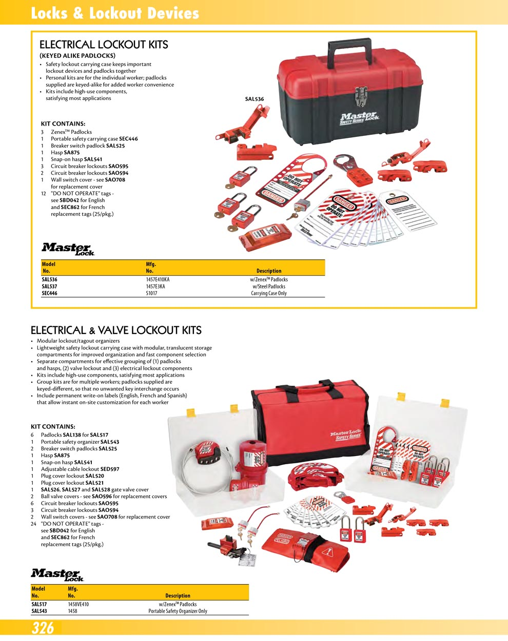 AdvanceSupply ca Catalog Image